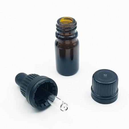 Φαρμακευτικό Φιαλίδιο Φ18 Καφέ (20 τμχ)