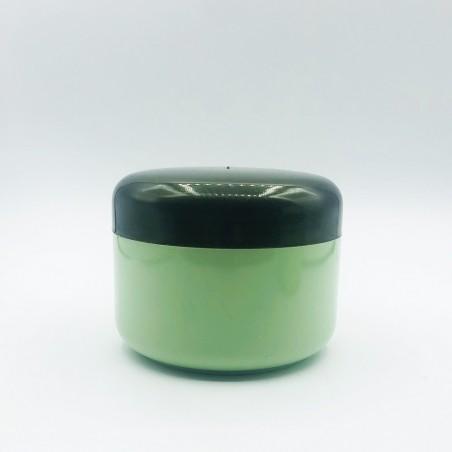 Lux Βάζα Πράσινα Δίχρωμα