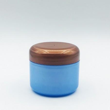 Lux Βάζα Γαλάζια Δίχρωμα 50 ml