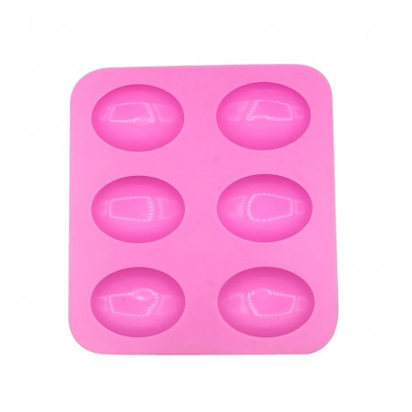 Silicone Mold Oval