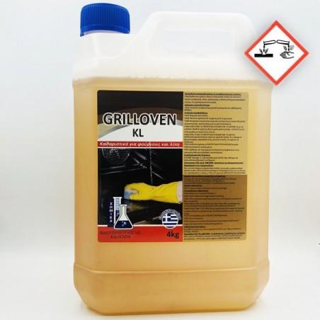 Grilloven KL Oven Cleaner