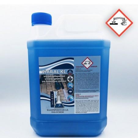 Viaral KL Καθαριστικό Γενικής χρήσης