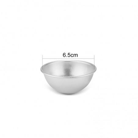 Καλούπι για Μπάλες Οξυγόνου Bath Bomb 6.5 cm