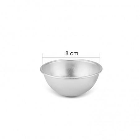 Καλούπι για Μπάλες Οξυγόνου Bath Bomb 8 cm