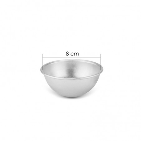 Bath bomb mold 8cm
