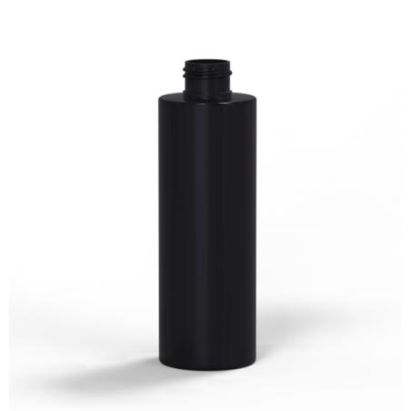 PET CHIC Plastic Bottles Black 150 Ml