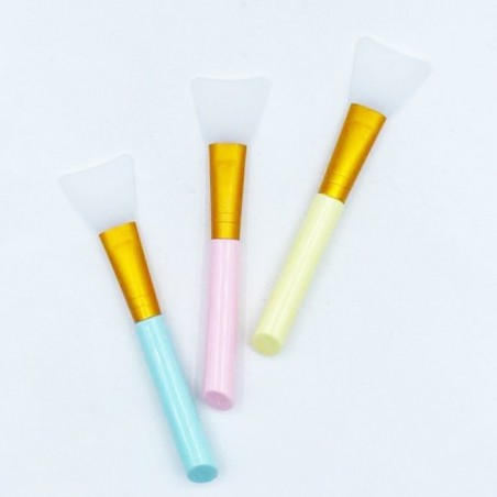 Silicone brush for Face Mask