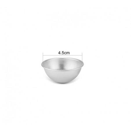 Bath bomb mold 4.5cm