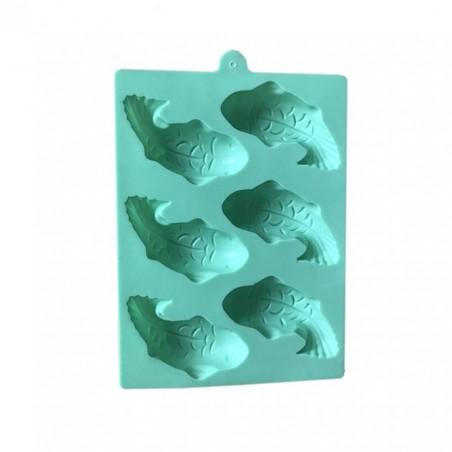 Silicone mold Koi Fish