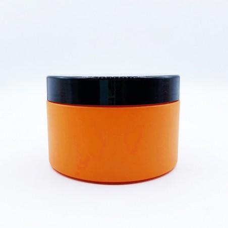 Pet Πορτοκαλί Πλαστικά Βάζα 250 ml