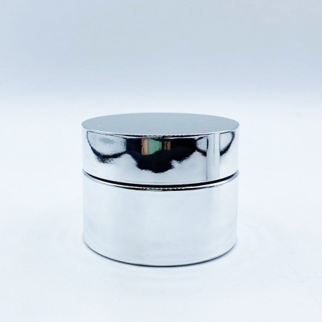 Γυάλινο Βάζο Silver CHIC 50ml