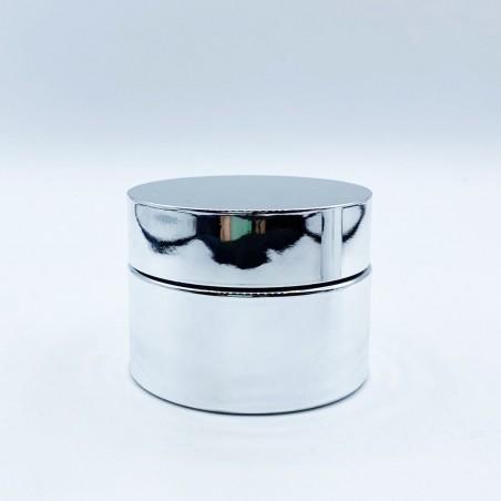 Glass Vase Silver CHIC 50ml