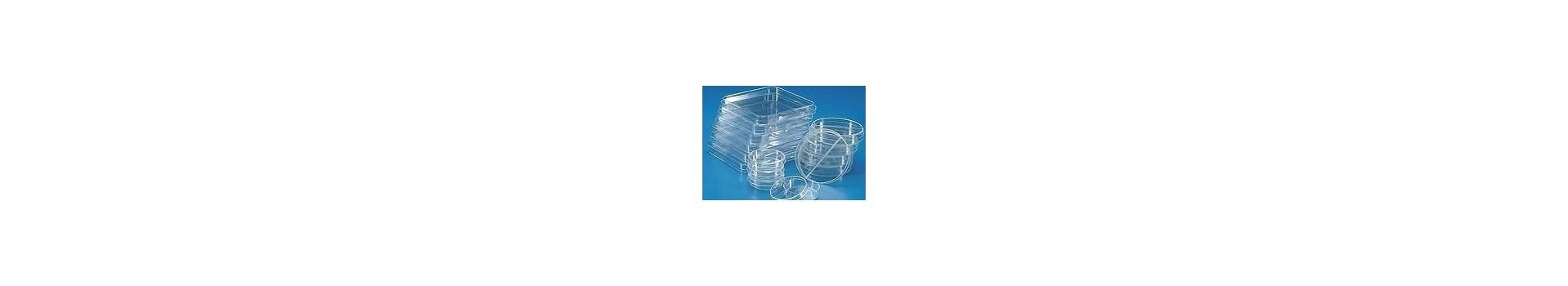 Τριβλία Petri Πλαστικά
